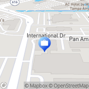Map Alisa Summers, Bankers Life Agent Tampa, United States