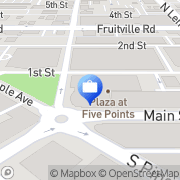 Map Fifth Third Private Bank - April Smith Sarasota, United States