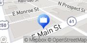 Map Tonia Maxwell: Allstate Insurance Norwalk, United States