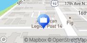 Map Edward Jones - Financial Advisor: Steven C Barlow St. Petersburg, United States