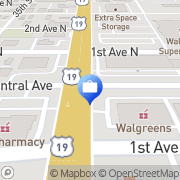Map Obamacare Enrollment Center St. Petersburg, United States