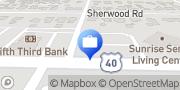 Map PNC Bank Columbus, United States