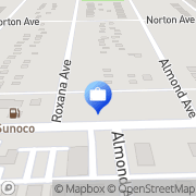 Map Bitcoin of America - Bitcoin ATM Eastpointe, United States