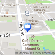 Map The Brown Insurance Agency Columbus, United States