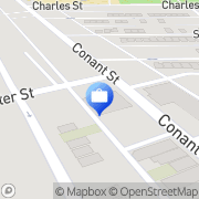 Map Bitcoin of America - Bitcoin ATM Hamtramck, United States