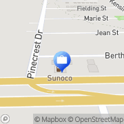 Map Bitcoin of America - Bitcoin ATM Ferndale, United States