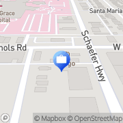 Map Bitcoin of America - Bitcoin ATM Detroit, United States
