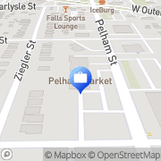 Map Bitcoin of America - Bitcoin ATM Dearborn Heights, United States