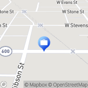 Map The Union Bank Co. Gibsonburg, United States