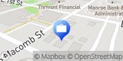 Map 24/7 Bail Bonds Monroe, United States
