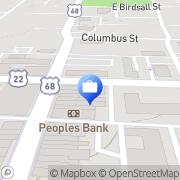 Map Edward Jones - Financial Advisor: Jason A Hillard Wilmington, United States