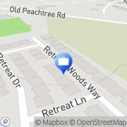 Map Belcore Insurance Dacula, United States