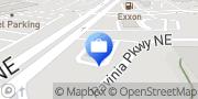 Map Chase Bank Dunwoody, United States