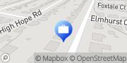 Map TNL Car Title Loans Lexington, United States