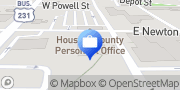 Map Five Star Credit Union Dothan, United States