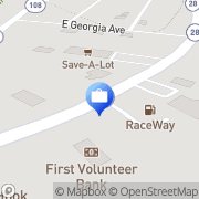 Map ATM Whitwell, United States