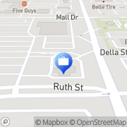 Map Fifth Third Preferred - Aaron Puff Portage, United States