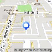 Map DFCU Financial Grand Rapids, United States