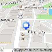 Map Fifth Third Securities - Hans W. Mathiak Suttons Bay, United States