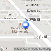 Map Bitcoin of America - Bitcoin ATM Indianapolis, United States