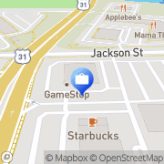 Map Advance America Grand Haven, United States