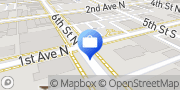 Map Shane Headley - COUNTRY Financial representative Clanton, United States