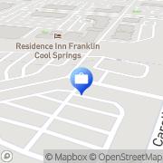 Map Regions Bank Franklin, United States
