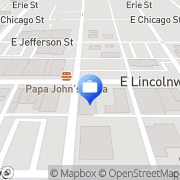 Map Crown Point Inc. Valparaiso, United States