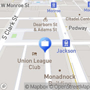 Map Velocity Cash Chicago, United States