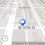 Map Bitcoin of America - Bitcoin ATM Chicago, United States