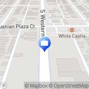 Map ATM Chicago, United States