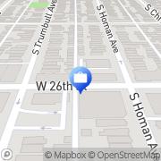 Map LA Insurance Chicago, United States