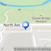 Map Jackson Hewitt Melrose Park, United States