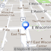 Map Kaiser Title Lenders Milwaukee, United States