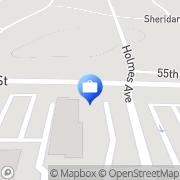 Map P M P Investigations and C Adjusting Clarendon Hills, United States