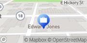 Map Edward Jones - Financial Advisor: Ben Hiltabrand Streator, United States