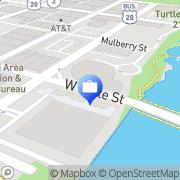 Map National City Bank Rockford, United States