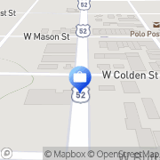 Map ATM Polo, United States