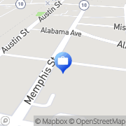 Map Ross Chaisson - State Farm Insurance Agent Bogalusa, United States
