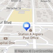 Map Manny Hidalgo - State Farm Insurance Agent New Orleans, United States