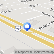 Map Patterson State Bank Patterson, United States