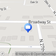 Map COUNTRY Financial ® - Noi Sonethongkham Quincy, United States