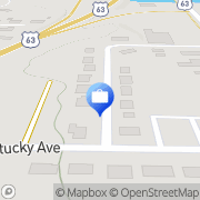 Map Socemo Insurance Agency West Plains, United States