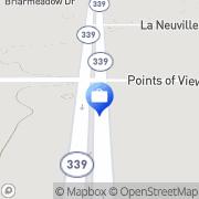 Map Allstate Insurance Lafayette, United States
