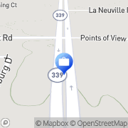 Map Umphries, Todd  - Allstate Insurance Company Lafayette, United States
