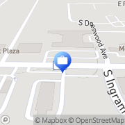 Map Eagle Financial Springfield, United States