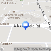 Map Tax Advice Center of Springfield Springfield, United States
