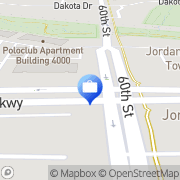 Map Aflac District Office West Des Moines, United States