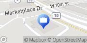 Map Edward Jones - Financial Advisor: Dale R Copeman Waconia, United States