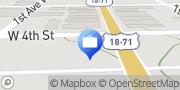 Map Edward Jones - Financial Advisor: Kevin Hanson Spencer, United States